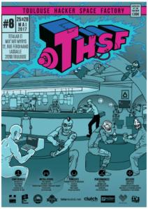 Solidaires Informatique sera présent au THSF de Toulouse
