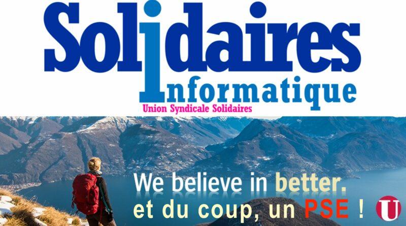 Communiqué de presse : licenciements chez Unisys France